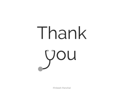 Appreciation post to all Medical Servants minimal logo graphic designer covoid corona thanks appreciation appreciate corona awareness doctor thank you logo design logo