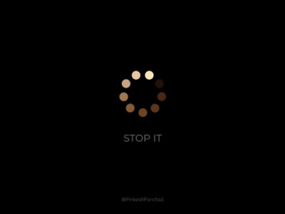 Black Lives Matter minimal design minimalism minimalist minimaldesign blacklives stopracism black lives matter