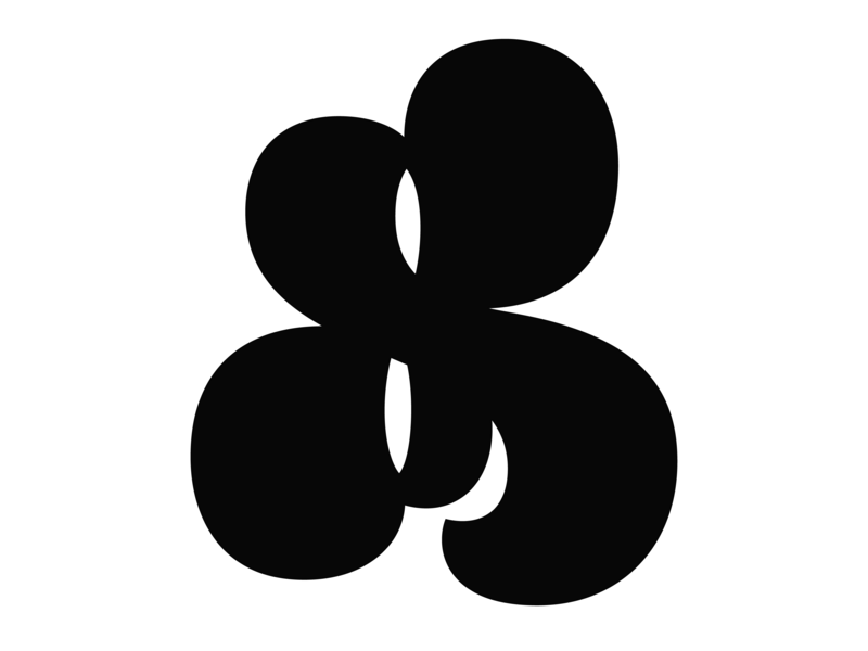 Ampersand ampersand typedesign lettering type typography