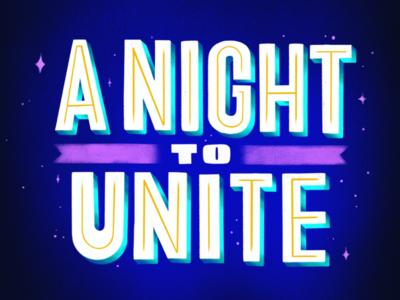 A Night To Unite
