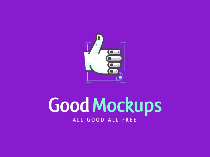 Good Mockups Logo Design