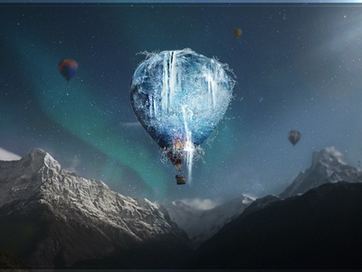 Hot Air Water Balloon