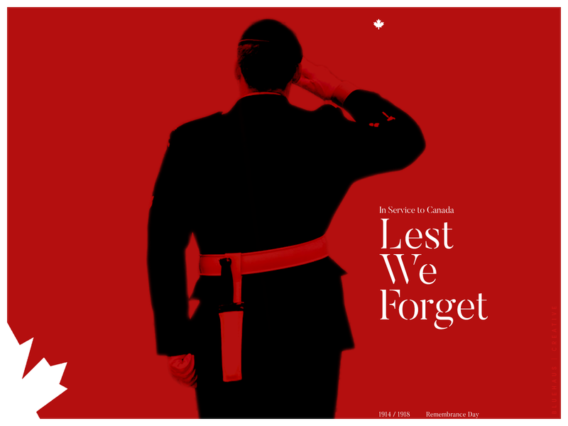 Remembrance Day 2019 war ww2 ww1 canada military white black red 2019 remembrance day remembrance typogaphy type design