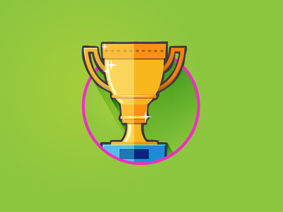 Trophy icon game