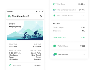 Social Cycle - Dockless Bicycle Sharing App nextbike rapido drivezy fremo mobycy pedal vogo bounce cycle sharing cycle yulu mobile ui dribbble app design uiux interface ui