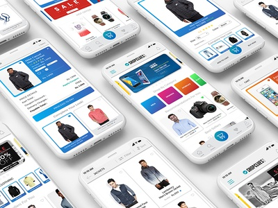 Shopclues - Mobile App Redesign