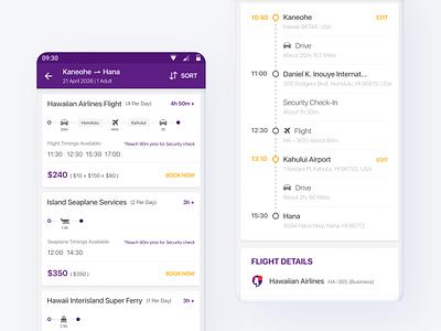 Travel Aggregation Platform - Journey Planner travel app ola planner journey travel planner travel mobile ui uiux interface app design ui