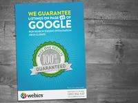 Webics Flyer