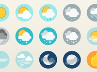 Lil Stories Weather Icons