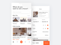 Renting interface (1)