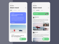 Travel sharing