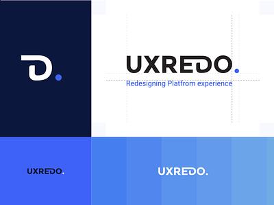 UXREDO logo brand branding vector logo