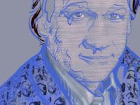 Portrait of Bill Maher