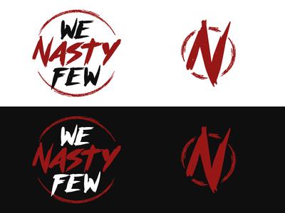 Logo - We Nasty Few