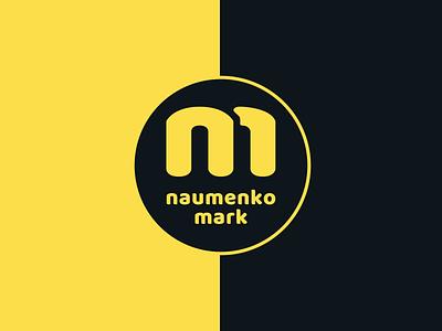 naumenko mark branding logotype logo