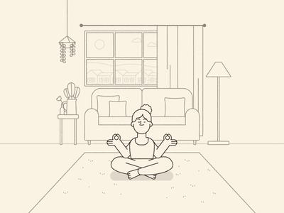 Yoga styleframe