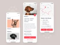 Shltr - Adoption app