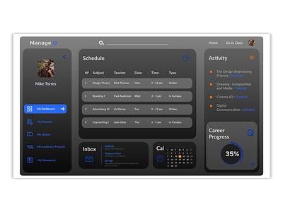 User Profile  Dark Mode ui set ui dark mode uiux ui design ux branding ui art direction design