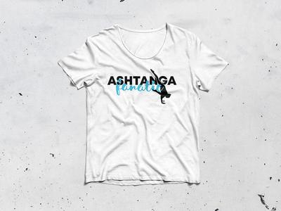 T-shirt Ashtanga yoga