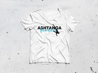 T-shirt Ahtanga yoga