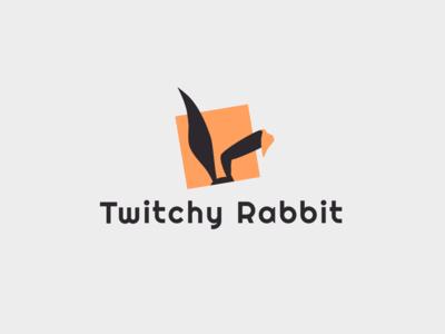 Logo Twitchy Rabbit