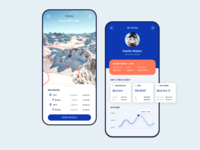 App for Skiers and Snowboarders