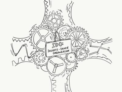 Gear Machinery Metaphor