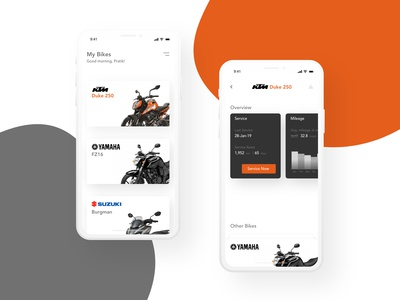 Bike Management App