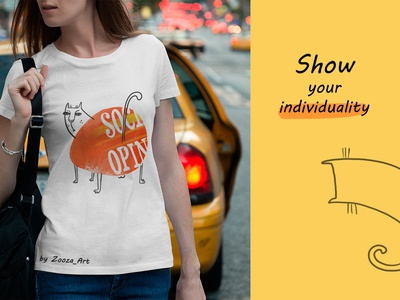 Cats Introverts - T-Shirt design illustrations cat animal stickers prints design clipart cats illustration zooza