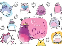 Oh, these Owls