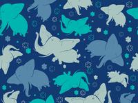 Elephanty Patterns