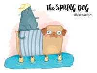 The Spring Dog Copy
