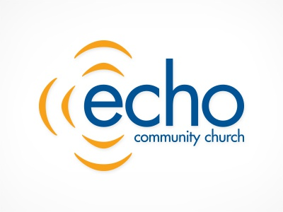 Echo Community Church branding visualidentity identity graphicdesign logodesign logo