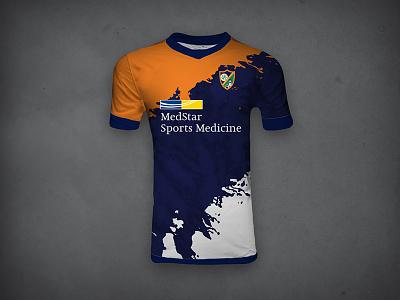 North Bay Rugby Jersey sports jersey jersey athletics sports design graphic design design rugby uniform design uniform sports