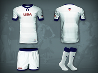 2016 USA Olympic Rugby Home Kit Concept