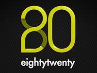 eightytwenty main logotype