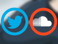 Two simple replacement icons (Echofon, SoundCloud)