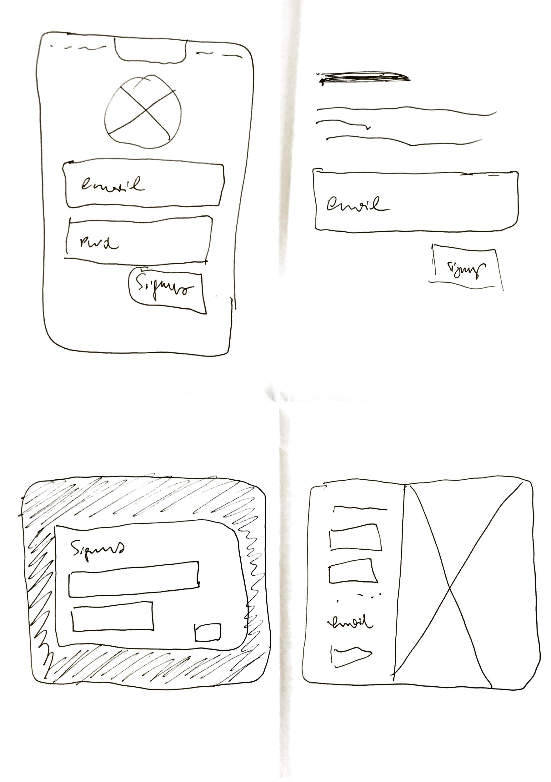 Daily001 idea wireframe
