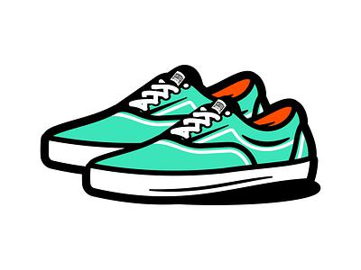 SDC Shoe Sticker