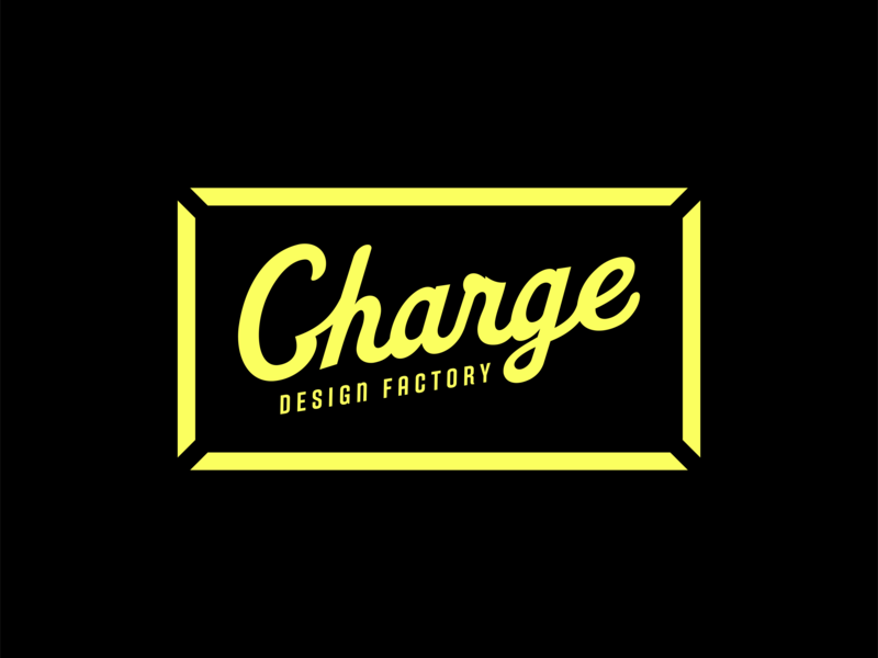 Charge Badge 1 brand badge logo charge