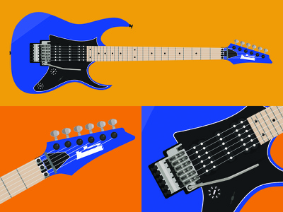 The Ibanez Flat flat guitar ibanez