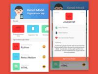 Scode Select Language and Language Info
