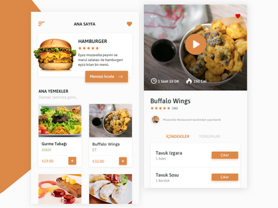 Recipe App app eat food recipe
