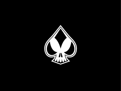 Ace skull
