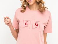 Periodic table - Silicium