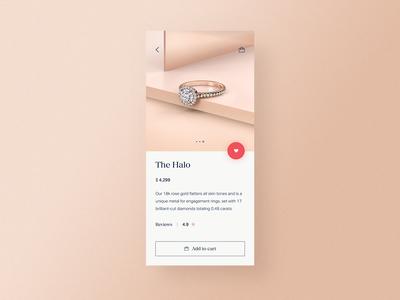 Jewelry E-commerce App