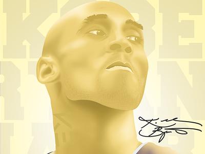 Kobe Bryant lakers vexel art vexel philippines face vectors vectorart photoshop mamba nba kobe bryant