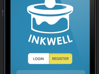 Inkwell App Home