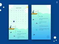 UI #05 Calendar App