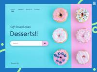 UI #10 Landing Page